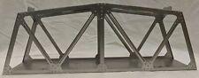 MARX #1320 ILLINOIS CENTRAL SILVER TRESTLE BRIDGE W BOX
