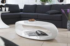 Ovale Couchtische Mit Hochglanz Gunstig Kaufen Ebay