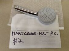 HANSGROHE HANDSHOWER ONLY, POLISHED CHROME , #2