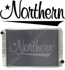 "Northern 31"" x 19"" Stock Car Triple Pass Performance Aluminum Radiator IMCA NHRA"