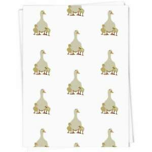 'Mother Duck' Gift Wrap / Wrapping Paper (GI028840)