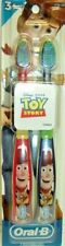 Oral B - 2 Pack Disney TOY STORY WOODY Manual Toothbrushs - Extra Soft Bristles