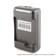 Wall Dock Battery Charger For LG Optimus 3D P920 P925 Thrill 4G