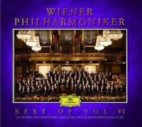 WIENER PHILHARMONIKER - BEST OF WIENER PHILHARMONIKER VOL,6  2 CD NEW! VARIOUS