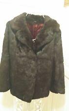 Women's Real Rabbit Fur Coat, Stunning worn once or twice.