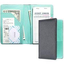 Mymazn Servers Book Waitress Checkbook Wallet Waiter Serving Guest Holder Apron