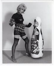 PHOTOGRAPHIE VINTAGE/SHARON HUDDELSTON/stocking/garter belt/erotique/erotic