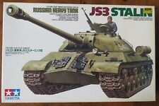 TAMIYA 211 1:35 Scale JS3 Stalin Russian Heavy Tank Kit