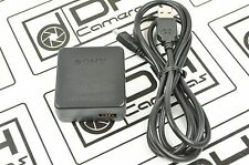 Sony AC-UB10 AC Adapter w/USB Cable Charger for Sony HX400 H90 NEX-6 HX9 Camera