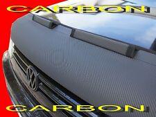 CARBON FIBRE LOOK MITSUBISHI  OUTLANDER 2012- BONNET BRA STONEGUARD PROTECTOR