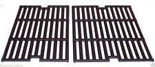 """Centro GrillCast Iron Porcelain Coated Cooking Grates Set 21"""" x 18.75"""" 62902"""