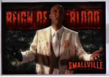 Smallville Season 1 Case Topper Card CL1 Reign Of Blood from Inkworks