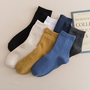 Summer deodorant trend men's mid-length and thin men's socks