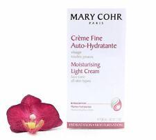 Mary Cohr Creme Fine Auto-Hydratante - Light Moisturising Cream 50ml