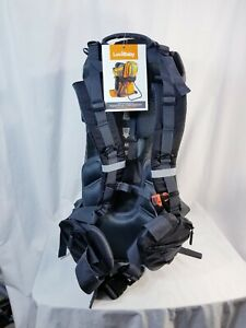 """Luvdbaby """"Premium"""" Baby Backpack Carrier for Hiking with Kids – New with Tags"""