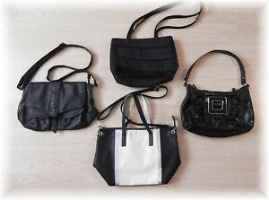 4 x Handtasche Taschen Paket Konvolut * Gabor, David Jones, Deichmann