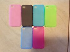 Unbranded/Generic Transparent Mobile Phone Fitted Cases/Skins for iPhone 4s