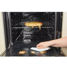 Andrew James Heavy Duty Non Stick Teflon Oven Liner 50 x 40cm Baking Sheet Mats