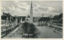 Pfaffenhofen Stadtplatz bahnpgl1935 119.838