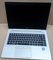 HP ELITE BOOK 840 G5 INTEL CORE I5-8TH GEN SPARE PARTS NO RAM/HDD NO RETURN