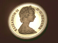 1981 Canada 25 cents proof    (lower your cost with combined shipping)