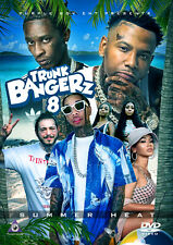 TRUNK BANGERZ 8 2019 HIP HOP RAP MUSIC VIDEO DVD POST MALONE MONEYBAGG YO TYGA