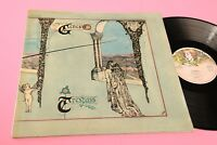 Genesis LP Trespass Germany 1970 EX Gatefold Laminated Cover