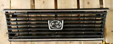 1982-1983 SUBARU BRAT GL FACTORY OEM GRILLE ASSEMBY EMBLEM FREE SHIPPING