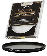 Hoya 77mm Extra_Thin Circular Polarizer Super Multi Coated Glass Filter, London