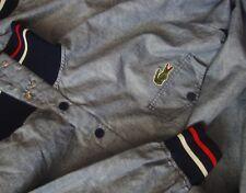 SHIRT camicia 70's  LACOSTE TG. 5 veste circa XL  Made in France  RARE