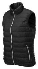 JRB Ladies Golf Gilet Body Warmer Plain Black Lightweight Packable Medium 12 New