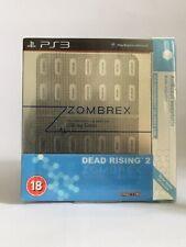 Dead Rising 2 Zombrex Edition PS3 Mint Unused Sony Playstation Capcom
