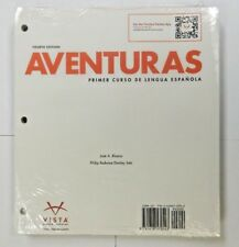 AVENTURAS 4th Edition w/SUPERSITE PLUS & wSAM code [Sealed Loose leaf WITH CODE]