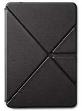 Amazon Kindle Fire HD Standing Leather Origami Case 3rd Generation - 2013 Black