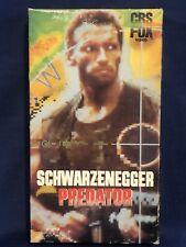 Predator VHS