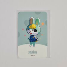 PREORDER NFC Karte Animal Crossing Gerrit / Sasha 433 Switch / Switch Lite