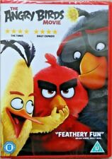 The Angry Birds Movie - 2016 - Animation - DVD special features - NEW & Sealed