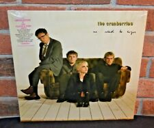 THE CRANBERRIES - No Need to Argue, Ltd CLEAR & PINK VINYL Gatefold New & Sealed