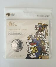 Royal Mint 2019 Queens Beasts The Yale of Beaufort Brilliant Uncirculated £5