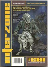INTERZONE #261. Gary Gibson, Julie C. Day, Greg Kurzawa, DAVID LANGFORD