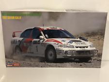 Mitsubishi Lancer Evolution IV 1997 Safari 1:24 Scale Model Kit Hasegawa