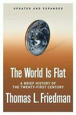 The World Is Flat : A Brief History of the Twenty-First Century Release 2.0