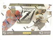 2010-11 PANINI ZENITH HOCKEY HOBBY SEALED BOX