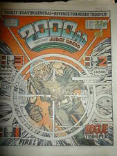 2000 AD Comic - PROG 392 - Date 17/11/1984 - UK PAPER COMIC