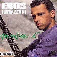 Musica Es by Eros Ramazzotti (CD, 1988, BMG)