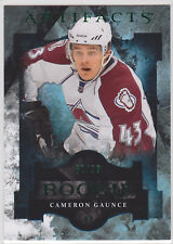 2011 11-12 Artifacts Emerald #158 Cameron Gaunce RC Rookie 62/99 Avalanche
