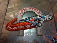 Star Trek 5 The Final Frontier with USS Enterprise Patch P204