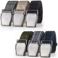"1.5"" Tactical Nylon Web Belt Military Sports Quick Release Heavy Duty Waistbands"