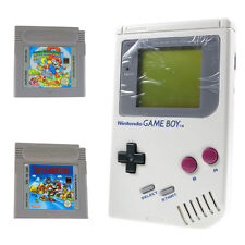Nintendo Game Boy Classic + mario país 1 y 2 a Golden coint impecable
