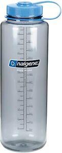 Nalgene Trinkflasche Silo 1,5 Liter, BPA/BPS frei, Trink Flasche, große Öffnung